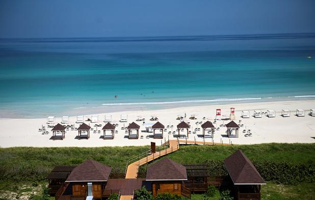 Cuba s'ouvre à nouveau aux touristes: à Varadero, plage star du pays, on est optimiste