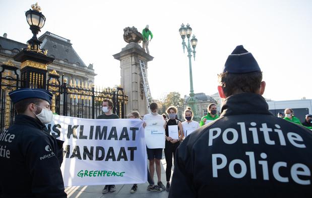 Réveil climatique: le climat n'est pas la priorité des pouvoirs publics (podcast)