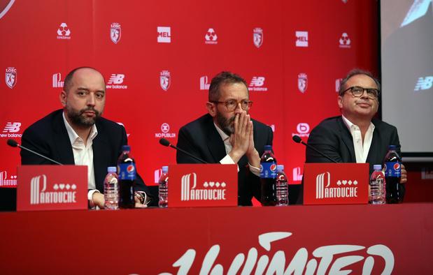 Lopez et Campos, des businessmen du foot à la tête de Mouscron