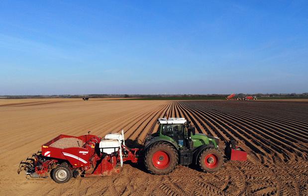 'Heeft het landbouwbeleid de bodem bereikt?'