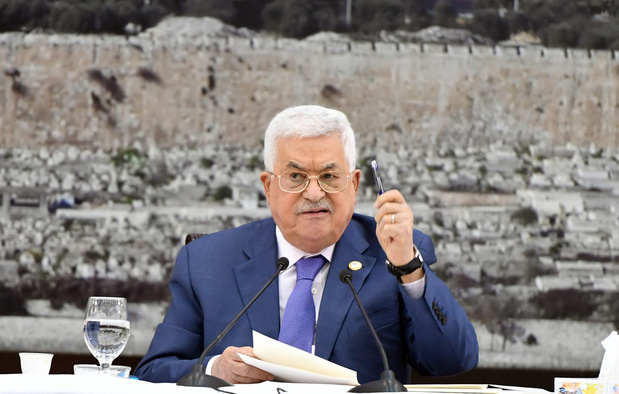 Palestijns president Abbas knipt alle banden met Israël en VS door