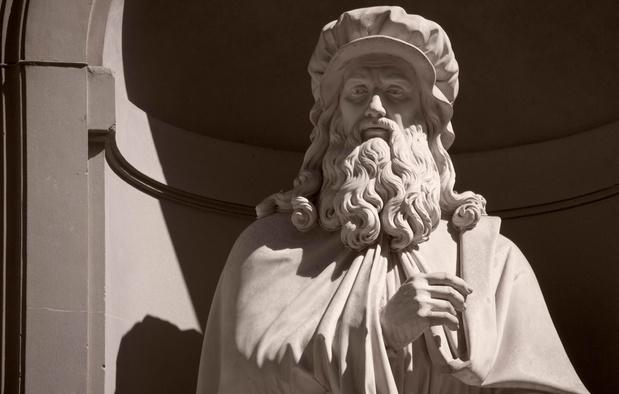 Léonard de Vinci en majesté pour une rétrospective géante au Louvre