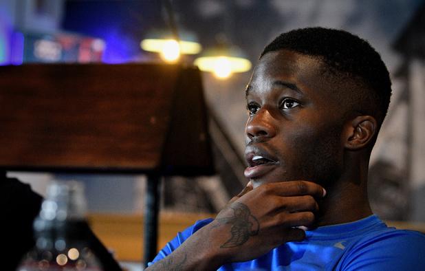 """Iké Ugbo: """"Le projet de Genk m'a séduit"""""""
