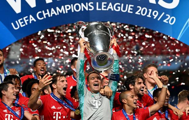 Le Bayern Munich vient à bout du PSG et s'offre une 6e Ligue des champions