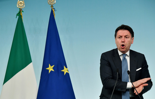 """G7 coronavirus: l'Italie demande """"une coordination européenne"""""""