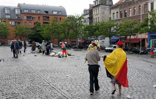 """Le """"marché aux puces"""" de Bruxelles rouvre le 21 juin"""