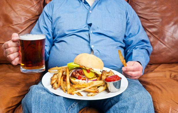 Le surpoids ou l'obésité aggrave les effets de l'alcool sur le foie