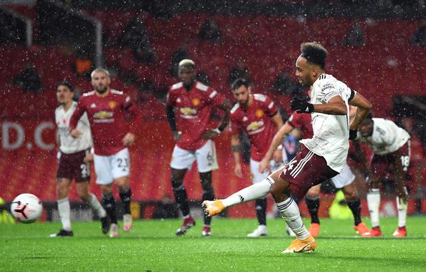 Quiz du jour: les buteurs des matches entre Arsenal et Manchester United