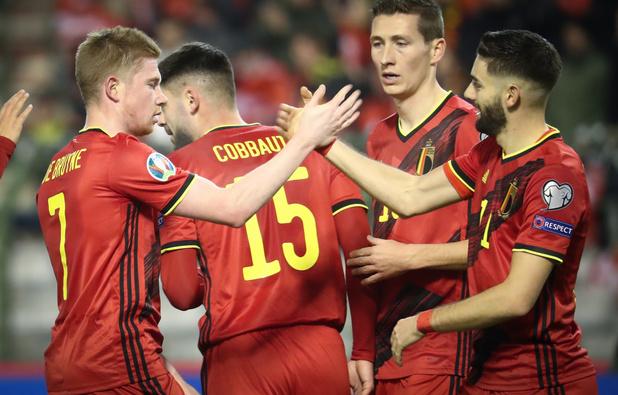 """De Bruyne: """"Il nous a fallu vingt minutes pour rentrer dans le match"""""""