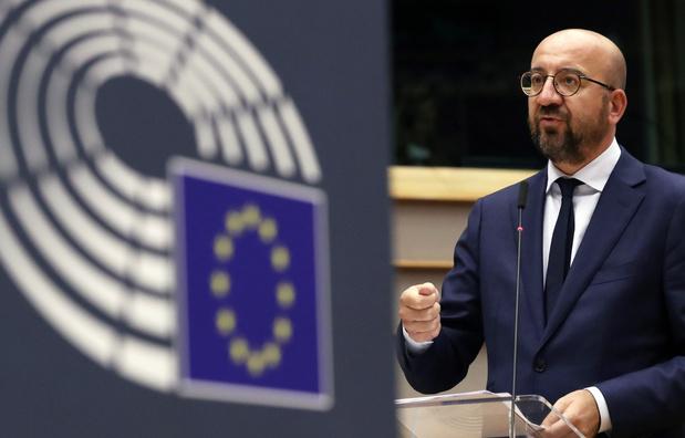 """Plan de relance de l'UE: """"Énormément de travail reste nécessaire"""" pour un accord à 27 (Charles Michel)"""