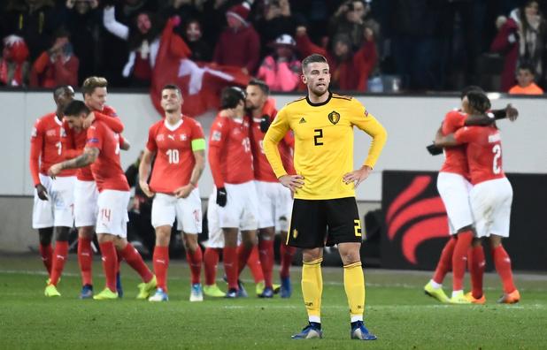 Roberto Martínez: 'Die 5-2 tegen Zwitserland deed echt pijn'