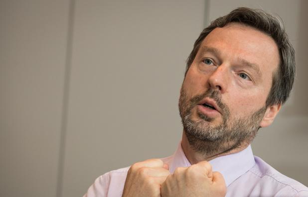 Gouverneur Nationale Bank Pierre Wunsch: 'De Belgische groei is ongelofelijk stabiel'