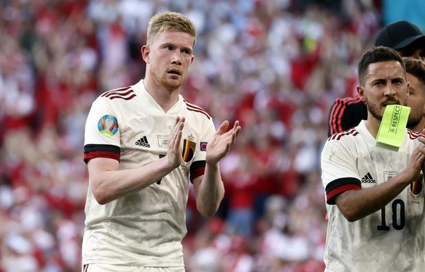 """Euro 2020: De Bruyne, le """"sauveur diabolique"""" et l'homme de classe"""
