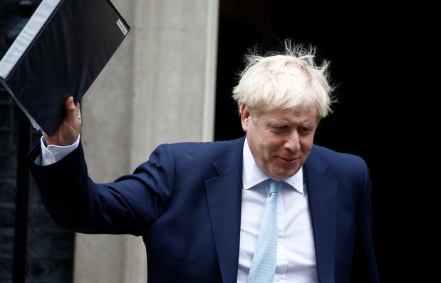 Brexit: Johnson demandera un report à l'UE faute d'accord, selon des documents judiciaires