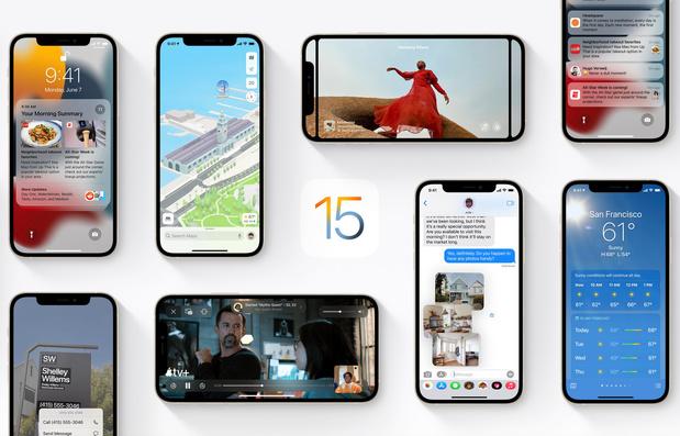 Apple rolt iOS 15 uit: dit zijn de nieuwe snufjes om naar uit te kijken