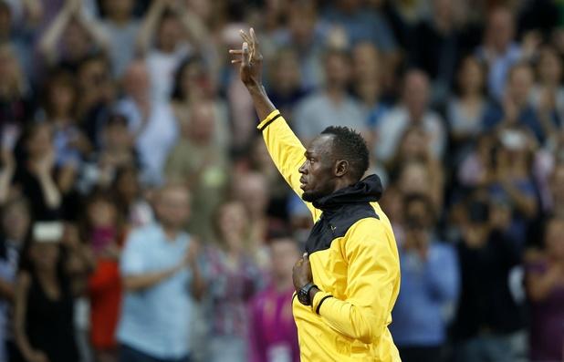 Usain Bolt bientôt papa pour la première fois