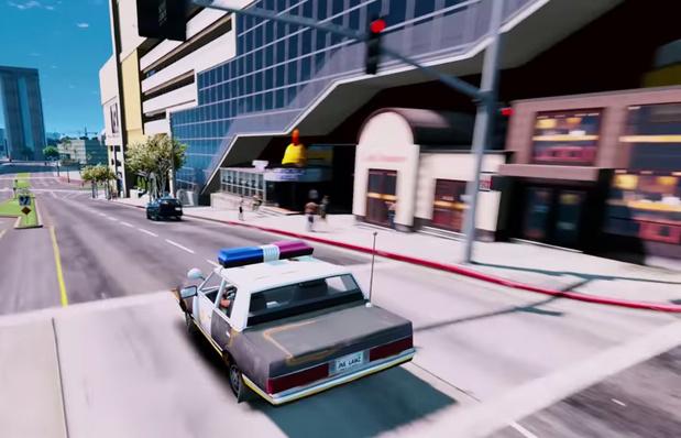 Fortnite retire les voitures de police du jeu