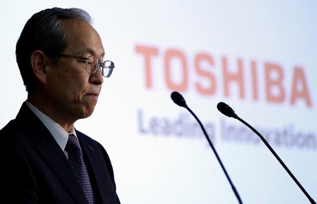 Perte trimestrielle mais prévisions maintenues pour Toshiba
