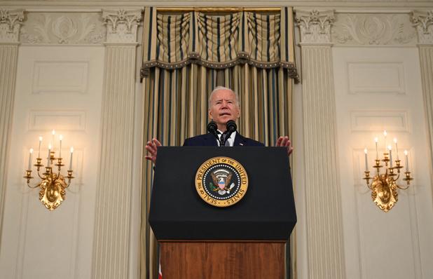 Les Etats-Unis de Joe Biden ne veulent plus être les gendarmes du monde