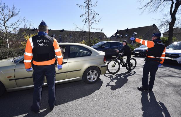 36.000 PV dressés en Belgique pour des infractions aux mesures coronavirus