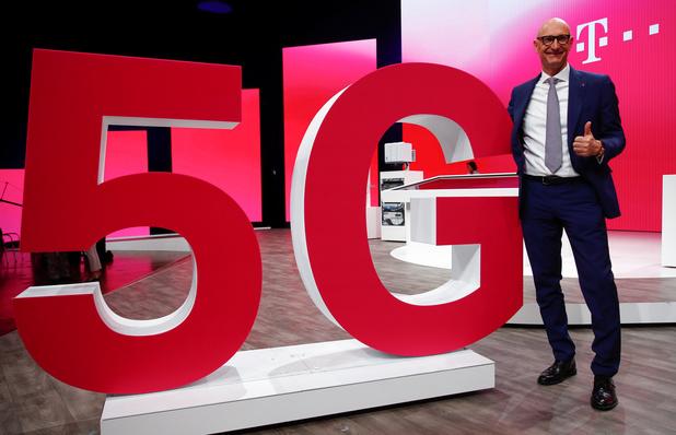 Duitse 5G-veiling levert miljarden op