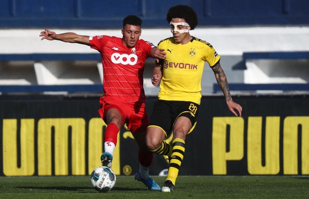 Le Standard partage face à Dortmund et Witsel