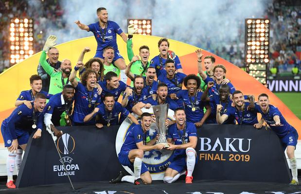 Quiz du jour: les finalistes de l'Europa League et la Coupe UEFA