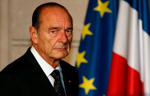 """""""Figure majeure"""", """"combattant"""", """"grand homme d'Etat"""": les réactions à la mort de Jacques Chirac"""