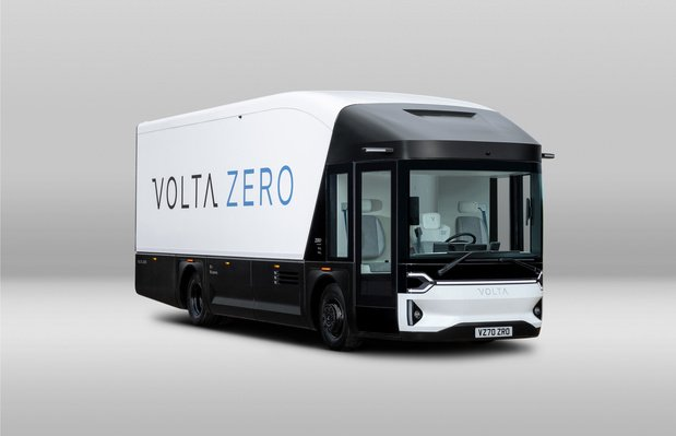 Le Volta Zero, le camion électrique suédois cycliste-friendly