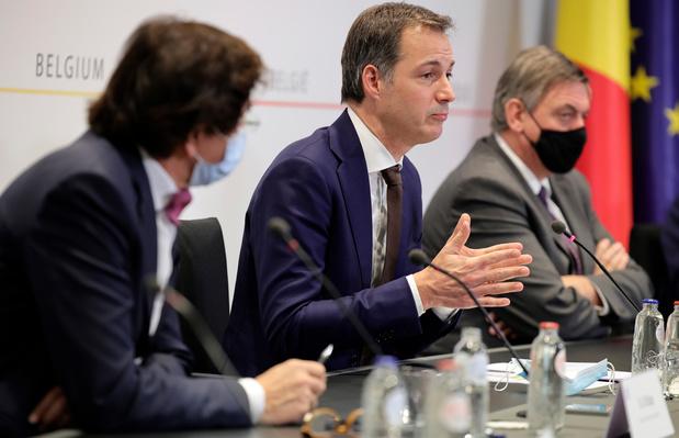 Différentes réactions suite aux mesures adoptées par le Comité de concertation
