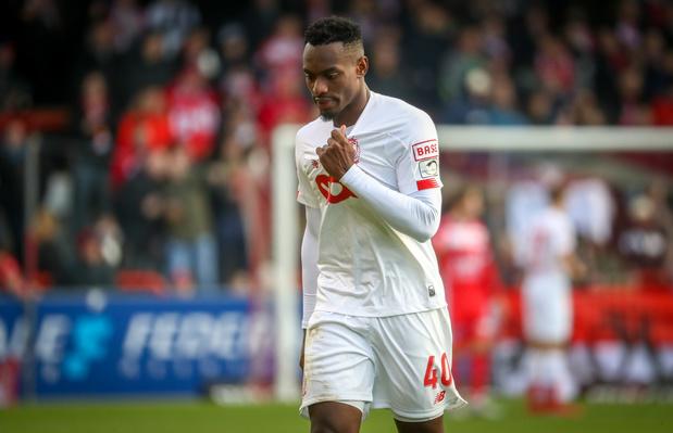 Mpoku suspendu contre Anderlecht et l'Antwerp