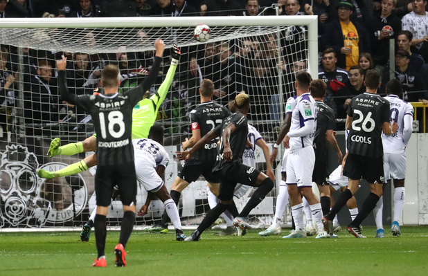 Anderlecht retombe dans ses travers à Eupen