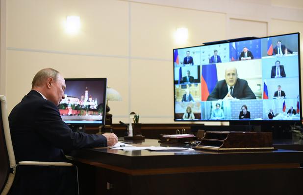 La Russie prévoit un plan de relance de 65 milliards d'euros