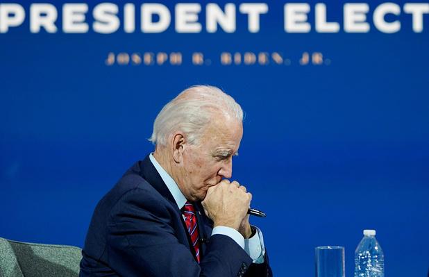 Donald Trump zet transitie naar regering Biden in gang