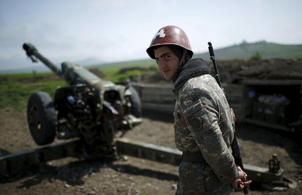 VN-Veiligheidsraad roept op tot 'onmiddellijke beëindiging van gevechten' in Nagorno-Karabach