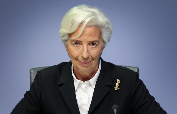 La présidente de la BCE placée en quarantaine la semaine passée