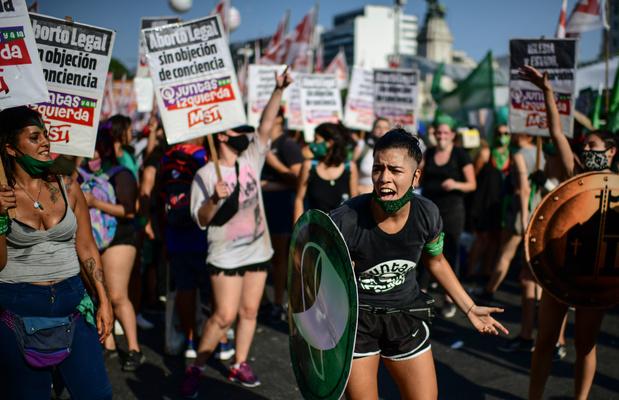 Argentijns Congres keurt abortuswet goed