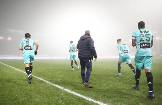 Charleroi propose de rejouer contre Malines le 11 février