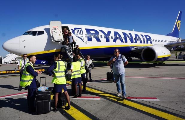 Le bénéfice net de Ryanair décroche de 21% au premier trimestre