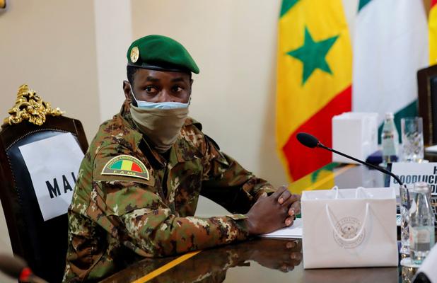 West-Afrikaanse staatshoofden schorsen Mali als lid van regionale alliantie