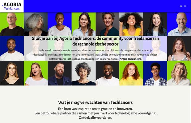 Agoria lanceert Techlancers-netwerk voor technologische freelancers