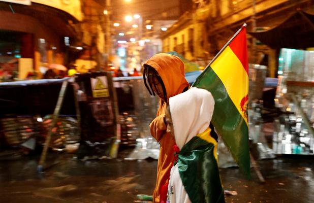 Elections en Bolivie: des violences éclatent après la démission d'Evo Morales