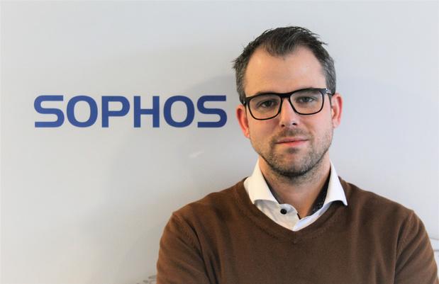 Wim Feyen nommé marketing manager chez Sophos Benelux