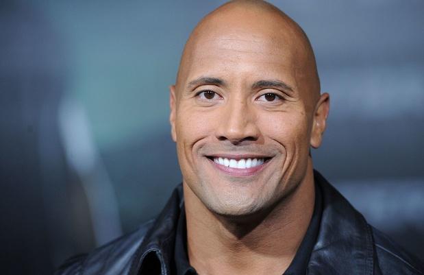 Dwayne 'The Rock' Johnson is best betaalde acteur