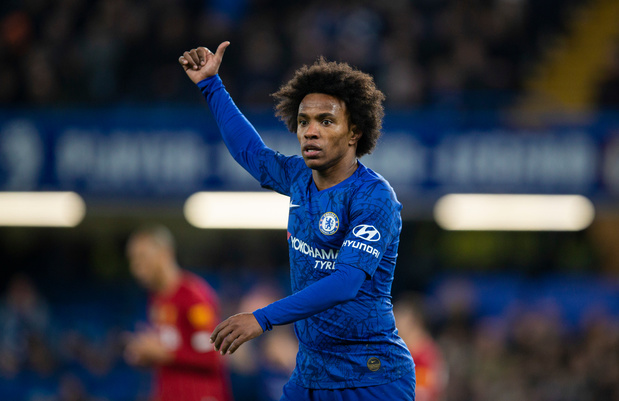 Willian quitte Chelsea pour Arsenal