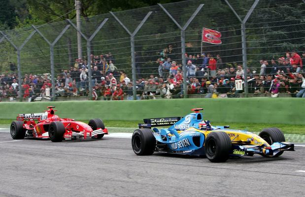 Ce jour-là: Alonso met fin au règne de Schumacher