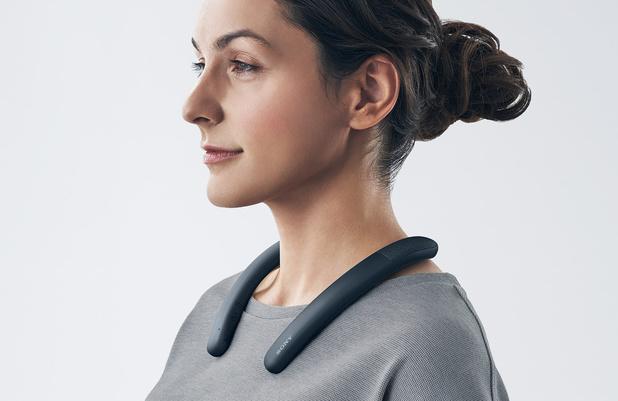 Entendre et être entendu : Sony lance une enceinte tour de cou pour les réunions virtuelles