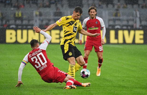 Bornauw, à l'assist avec Cologne, battu, Dortmund gagne aisément avec Meunier et Witsel