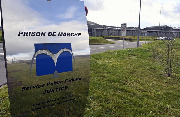 Stéphane Moreau dépose plainte contre le directeur de la prison de Marche-en-Famenne