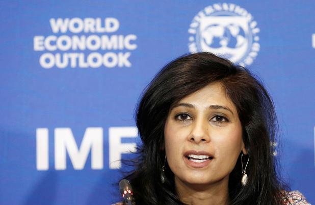 IMF opnieuw somberder over groei wereldeconomie
